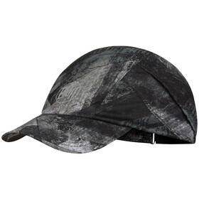 Buff Pro Run Gorra, concrete black